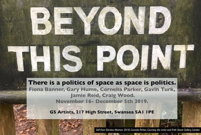 """""""There is a politics of space as space is politics"""""""
